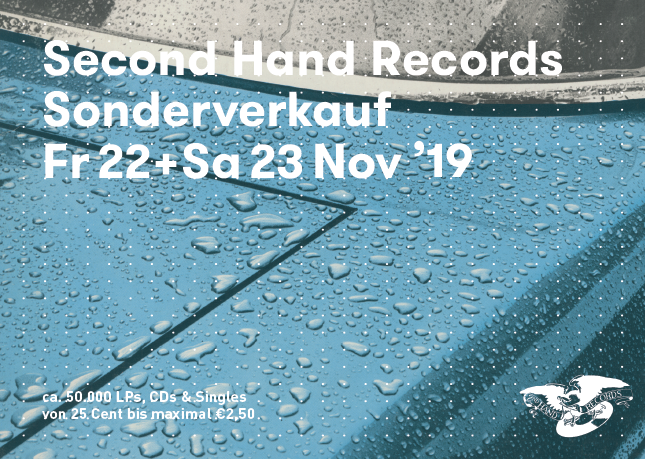 SECOND HAND RECORDS News